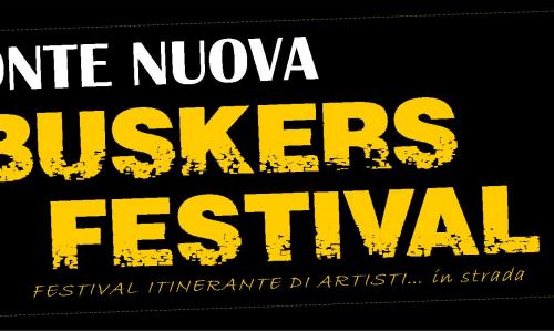 Fonte Nuova BUSKERS FESTIVAL 2019