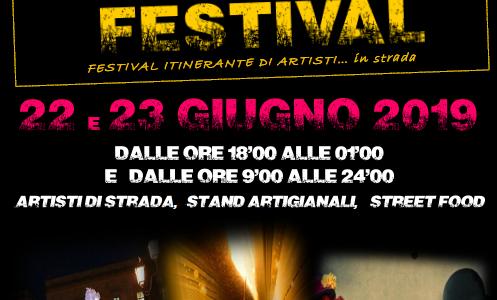 3ª edizione Fonte Nuova Buskers Festival
